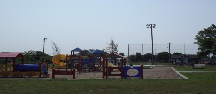 Picture of Palmer Park playground