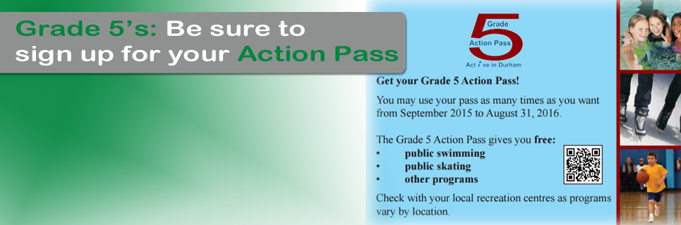 Photo of Grade 5 Action Pass
